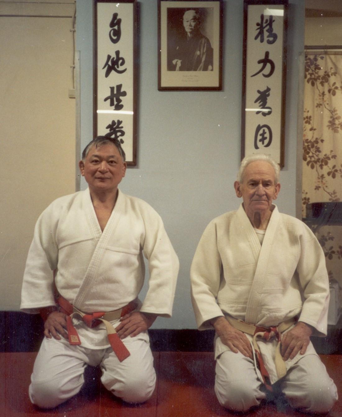 Ome Jan en Morioka Sensei